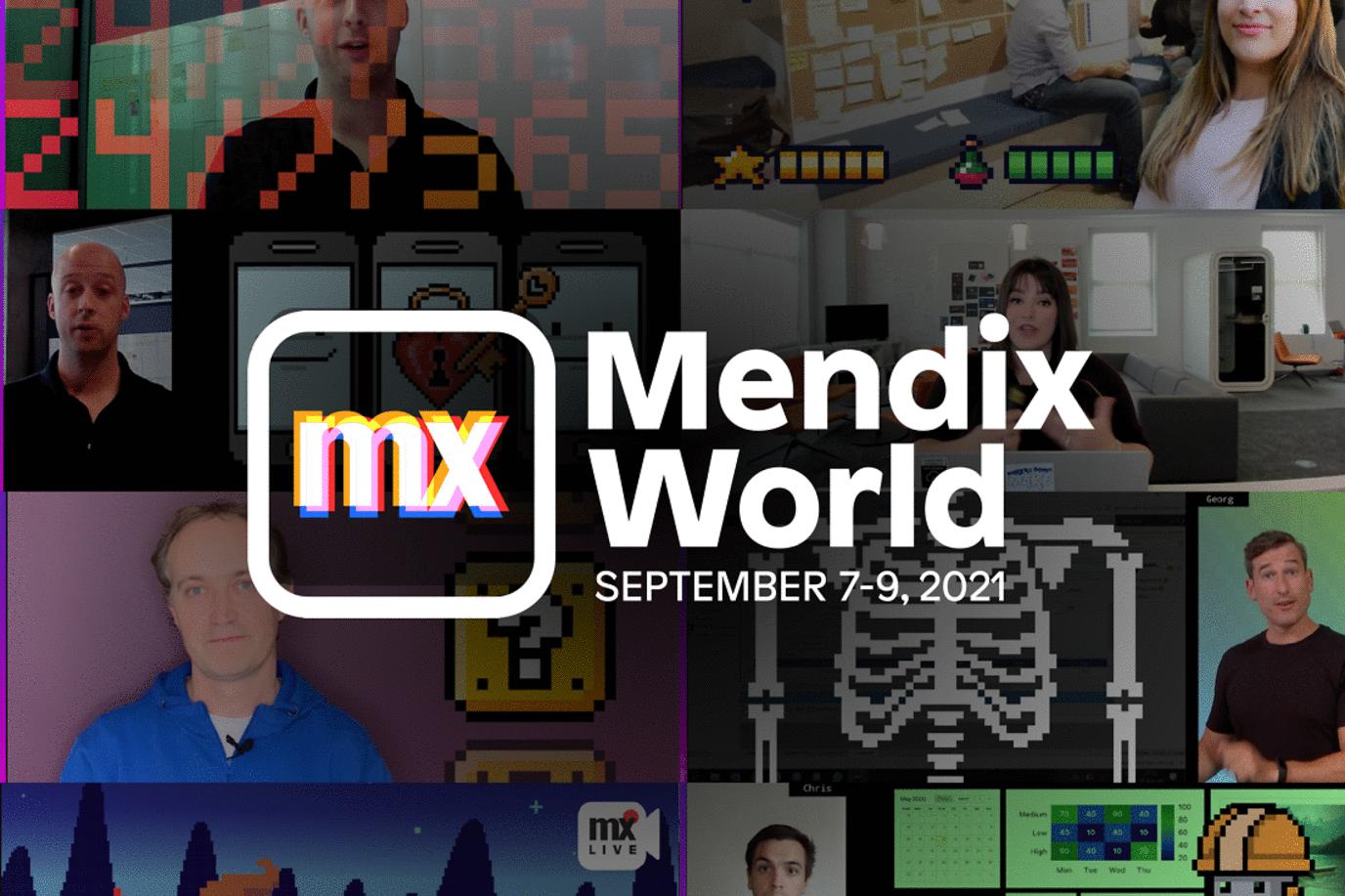BLOG Onze highlights van MendixWorld 2021