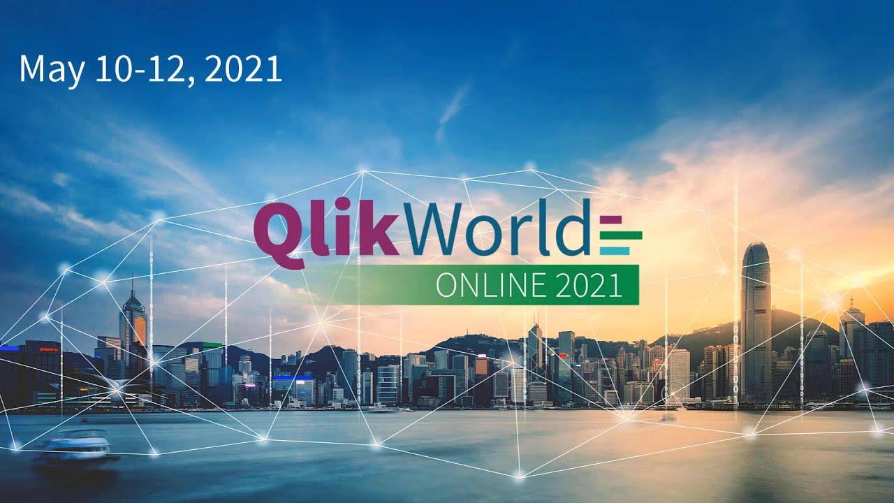 BLOG QlikWorld 2021  Wat valt ons op