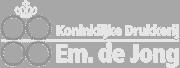 Drukkerij Em. de Jong